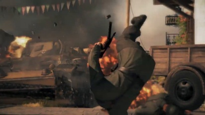 Sniper Elite 4 - Nintendo Switch Reveal Trailer