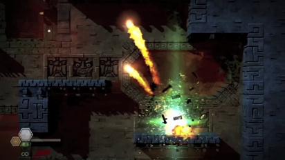 Bionic Commando Rearmed 2 - Launch Trailer